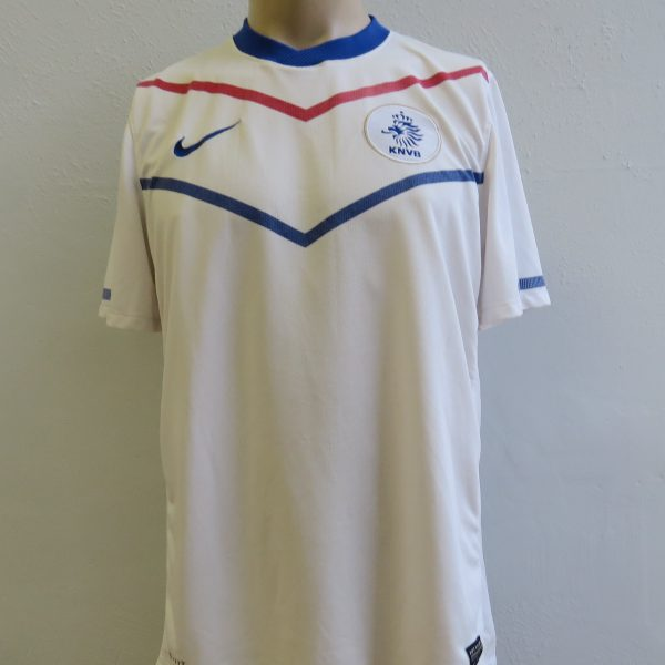 competitive price caefb b9809 Holland 2010-11 away shirt Nike Netherlands soccer jersey L World Cup 2010