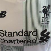 Liverpool 2017-18 ls away New Balance 125 anniversary size Boys M 134cm BNWT (3)