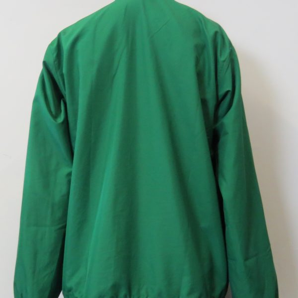 Puma tracksuit jacket green zip top Sports Training size L (4)