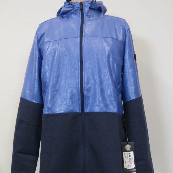 UNDER ARMOUR Blue Swacket Coldgear jacket sweater L BNWT RRP 99.99 (1)