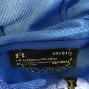 UNDER ARMOUR Blue Swacket Coldgear jacket sweater L BNWT RRP 99.99 (3)