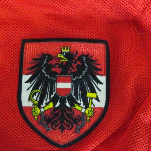 Vintage Austria 2008-09 home shirt Puma soccer jersey size L EURO2008 (3)