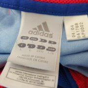 Vintage France 2004-06 home shirt adidas size L Euro 2004 4 signatures Zidane Barthez (3)