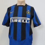 Vintage Inter Milan 2003-04 home shirt Nike soccer jersey size S Internazionale (1)