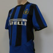 Vintage Inter Milan 2003-04 home shirt Nike soccer jersey size S Internazionale (2)