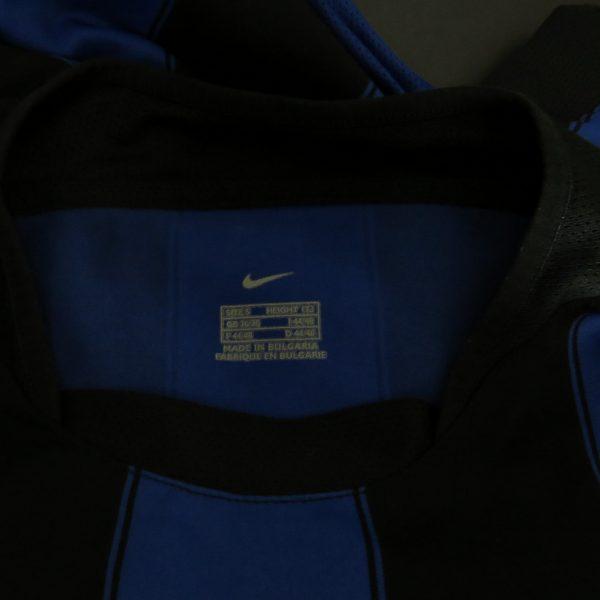 Vintage Inter Milan 2003-04 home shirt Nike soccer jersey size S Internazionale (4)