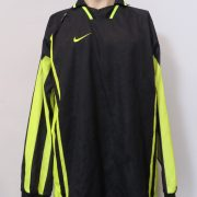 Vintage player issue Borussia Dortmund 1995-96 ls away training shirt Nike XL (1)