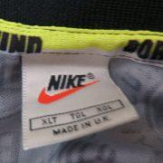 Vintage player issue Borussia Dortmund 1995-96 ls away training shirt Nike XL (4)