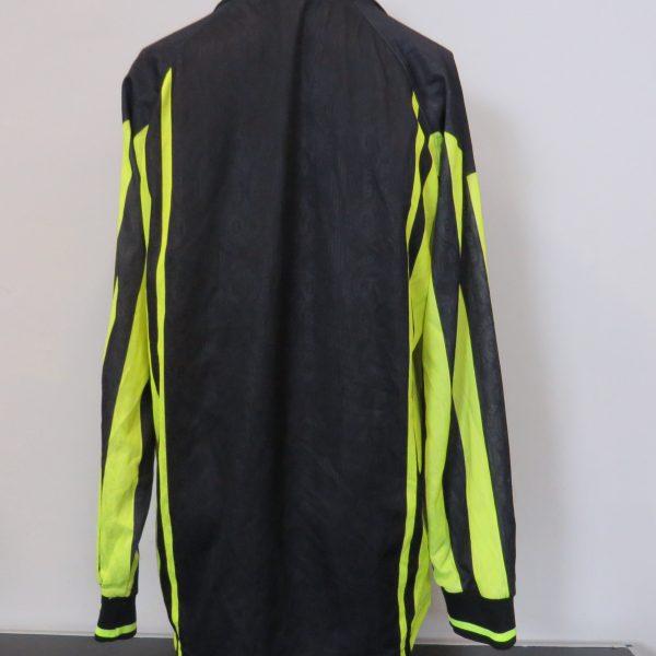 Vintage player issue Borussia Dortmund 1995-96 ls away training shirt Nike XL (7)