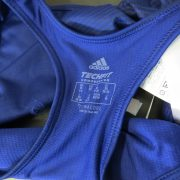 adidas blue sports bra XS (3)