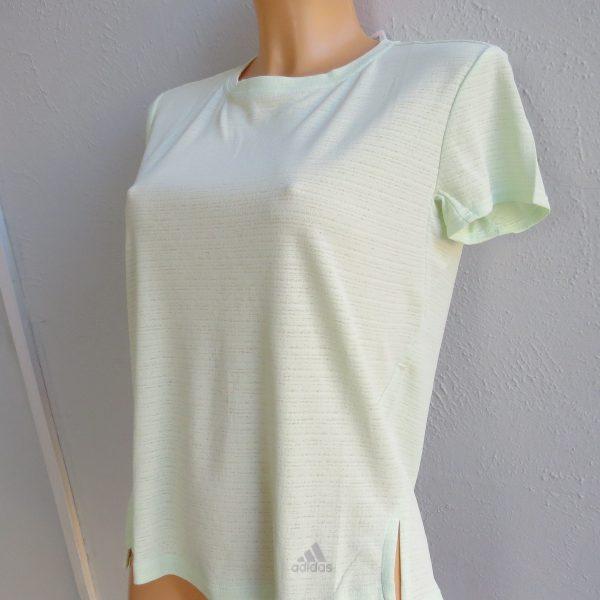 adidas green t-shirt S (5)
