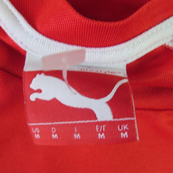 Arsenal 2014-15 home shirt Puma soccer jersey Chamberlain 15 size M (3)