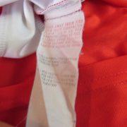 Arsenal 2014-15 home shirt Puma soccer jersey Chamberlain 15 size M (4)