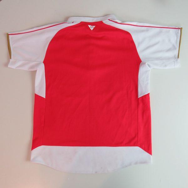 b340bd3d49b Arsenal 2015-16 home shirt Puma soccer jersey size Boys L 152cm 30 ...