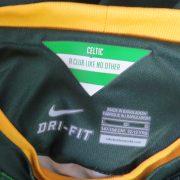 Celtic 2014-15 away shirt Nike jersey size 12-13 YRS 147-158cm Boys L (2)