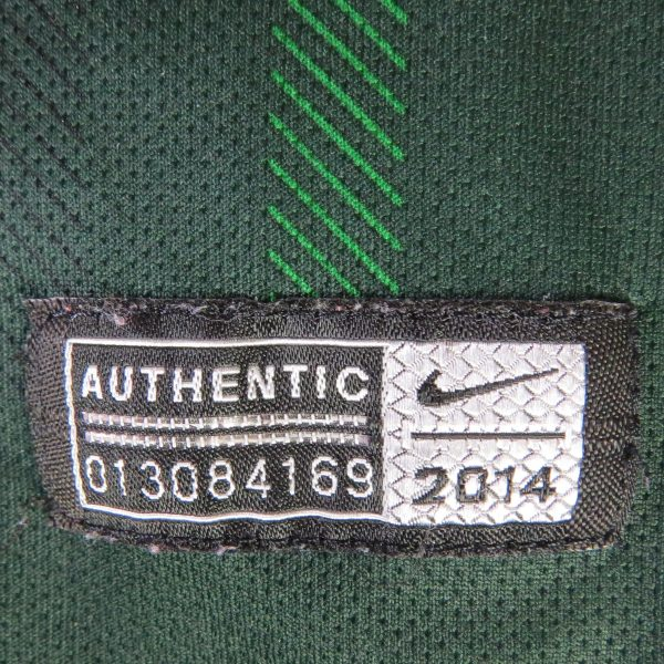 Celtic 2014-15 away shirt Nike jersey size 12-13 YRS 147-158cm Boys L (3)
