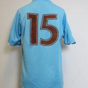 Player issue Lazio Roma 2002-03 home shirt Puma soccer jersey #15 size XL (3)