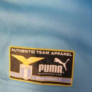 Player issue Lazio Roma 2002-03 home shirt Puma soccer jersey #15 size XL (4)