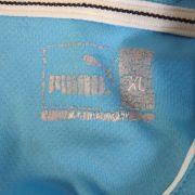 Player issue Lazio Roma 2002-03 home shirt Puma soccer jersey #15 size XL (7)