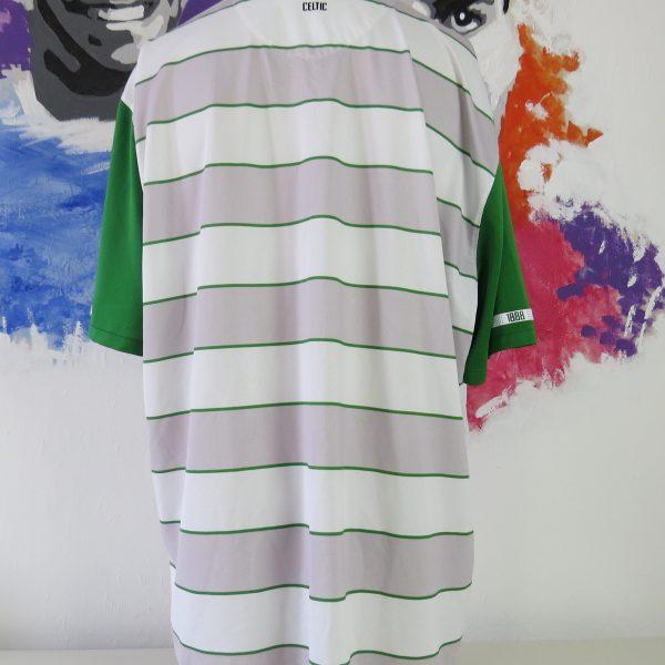 Vintage Celtic 2011-12 away shirt Nike soccer jersey size 3XL (9)