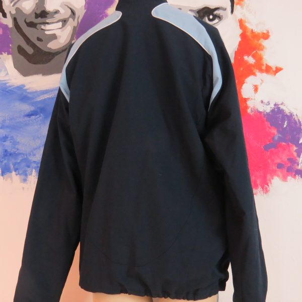 Argentina 2007-08 tracksuit jacket adidas soccer training top size M 4042 180cm (2)
