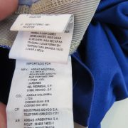 Argentina 2013-15 away shirt adidas soccer jersey size M World Cup 2014 (6)