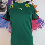 Cameroon 2010-11 home shirt Puma soccer jersey size S World Cup 2010 (1)