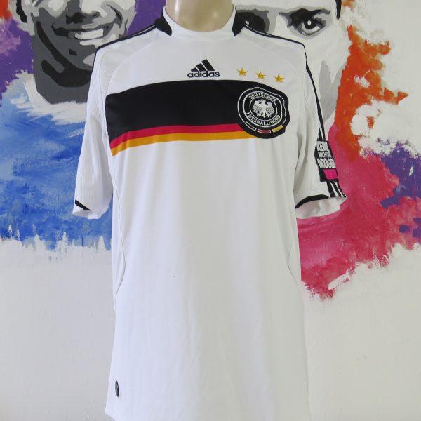 Germany 2008-09 home Shirt KEINE MACHT DEN DROGEN size M (1)