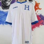 Honduras World Cup 2014 home shirt Joma soccer jersey Costly 13 size XL (2)
