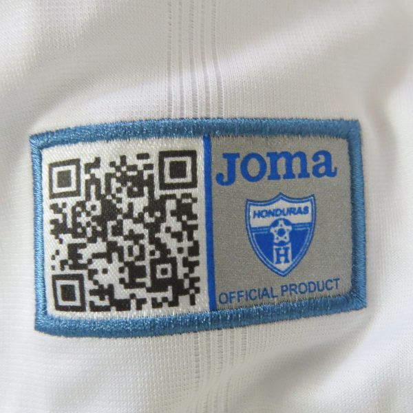 Honduras World Cup 2014 home shirt Joma soccer jersey Costly 13 size XL (7)