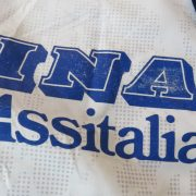 Lazio Roma 2006-07 away shirt Puma soccer jersey #10 size XXL (4)