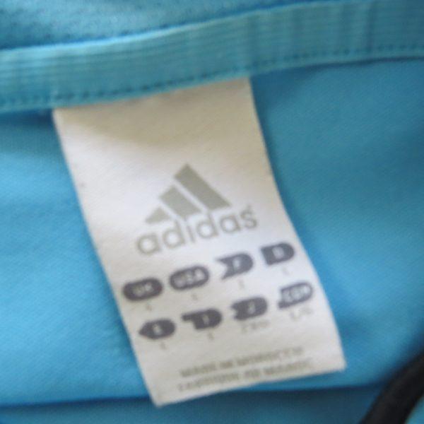 Olympique Marseille 2005-06 away shirt adidas soccer jersey size L (2)