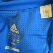 Olympique Marseille 2010-11 training shirt adidas soccer jersey size L (3)