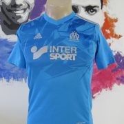 Olympique Marseille 2013-14 away shirt adidas size Boys M 11-12Y 152 (1)