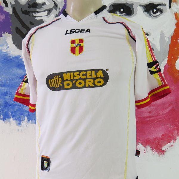 2c1a493ba Vintage FC Messina 2005-06 home shirt Legea soccer jersey size S ...