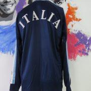 Vintage Italy 2003-04 ls training shirt Puma Italia soccer jersey size L (2)