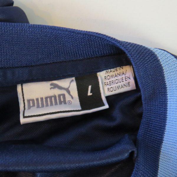 Vintage Italy 2003-04 ls training shirt Puma Italia soccer jersey size L (3)