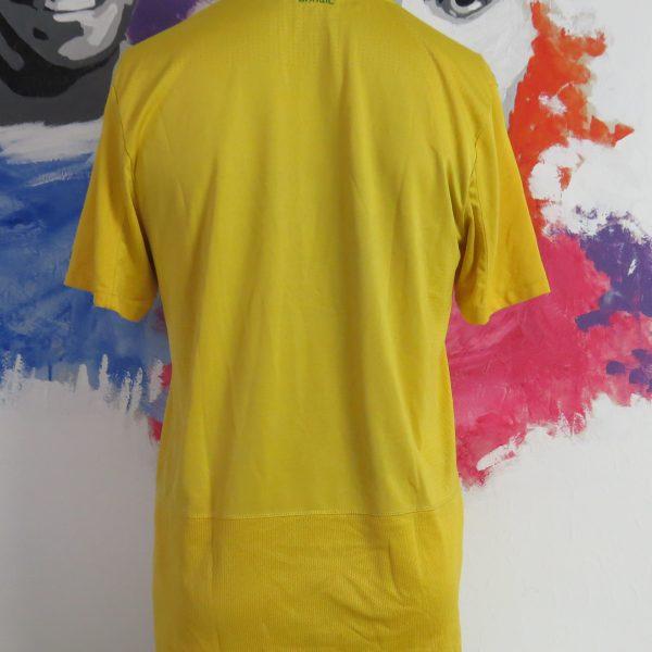 Brazil 2011 home shirt Nike Brasil jersey size M Copa America (2)