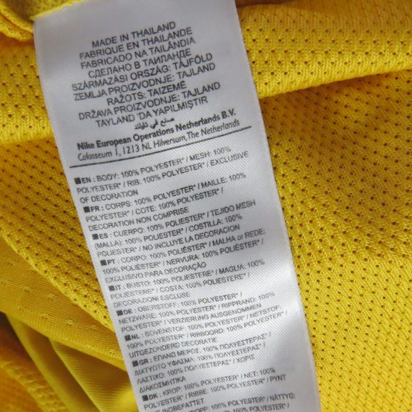 Brazil 2011 home shirt Nike Brasil jersey size M Copa America (4)