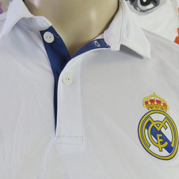 Real Madrid 2016-17 LFP home shirt adidas soccer jersey size S (1)