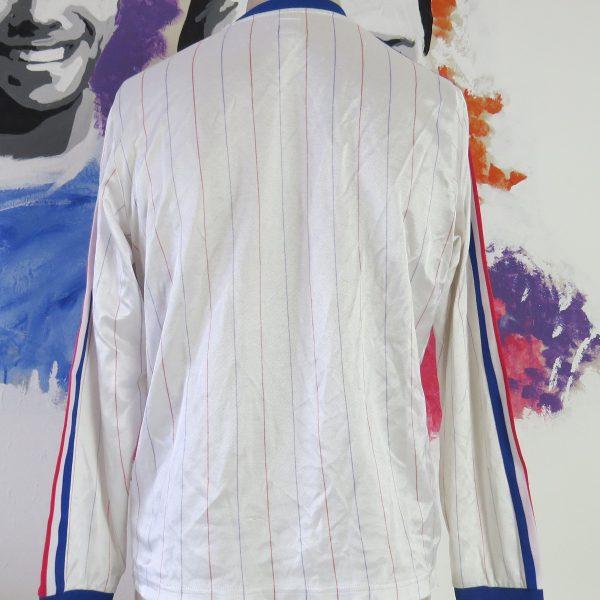 Retro France 1980-81 away shirt adidas originals ls jersey size M vintage (2)