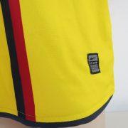 Vintage Barcelona 2008-10 yellow away shirt Nike soccer jersey size L (2)