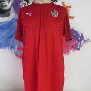 Austria 2016-17 home shirt Puma soccer jersey size XL EURO2016 (1)