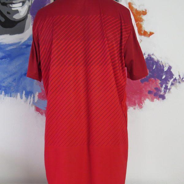Austria 2016-17 home shirt Puma soccer jersey size XL EURO2016 (2)