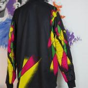 Beltona retro ls shirt 1980ies art style padded GK soccer jersey size XXL (2)