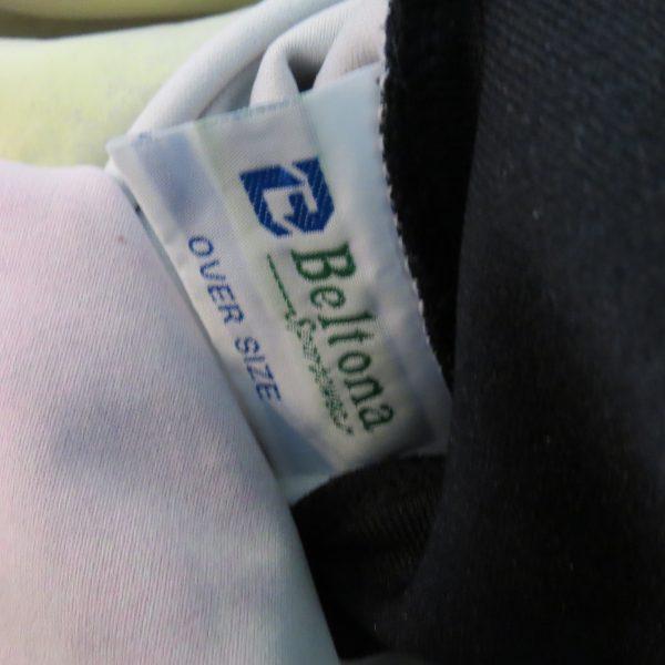 Beltona retro ls shirt 1980ies art style padded GK soccer jersey size XXL (3)
