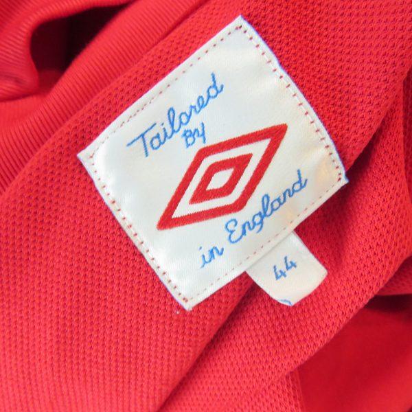 England 2010 2011 ls away shirt Umbro jersey size 44 L World Cup 2010 (4)