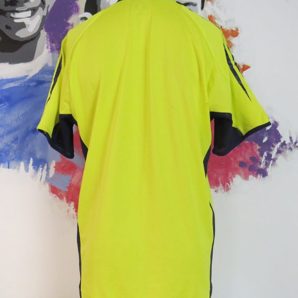 Fenerbahce 2004-05 away shirt adidas soccer jersey size M (2)
