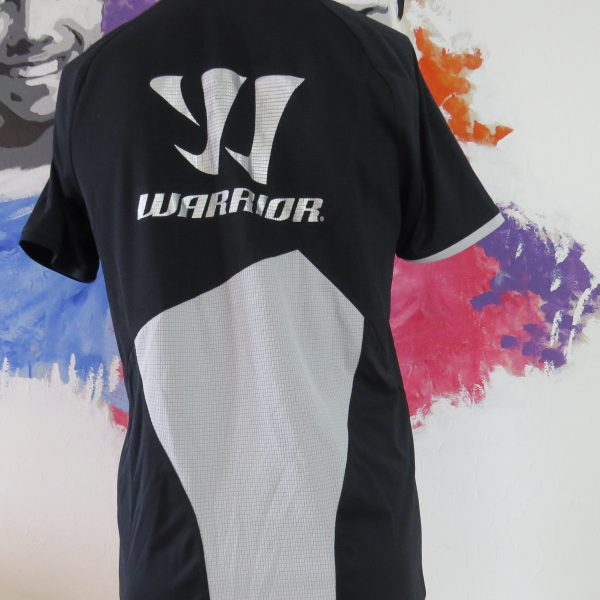 Liverpool 2014-15 training shirt Warrior soccer jersey size M (5)