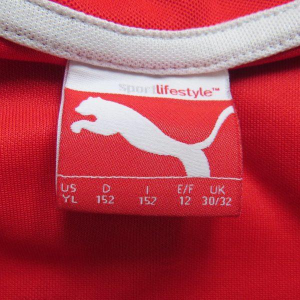 Rangers 2014-15 away shirt shorts kit Puma size Boys L 152cm 12Y (3)